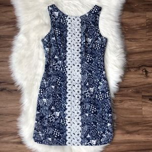 Lilly Pulitzer For Target Fish Print Dress